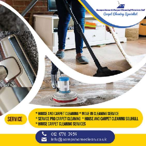 Industrial carpet cleaning service- affordable & qualitative