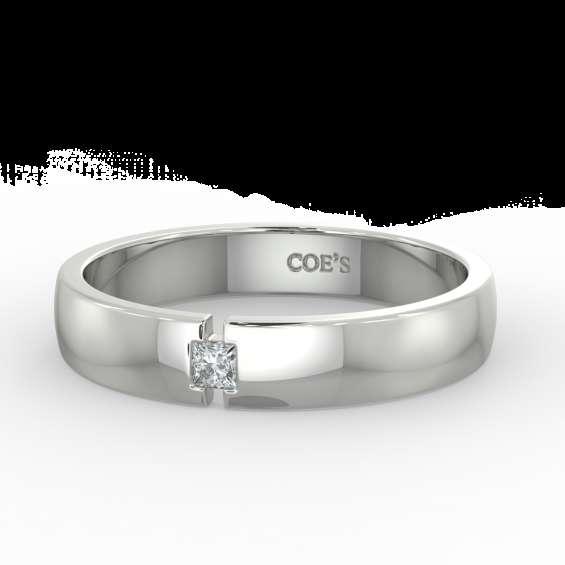 Buy jeremy - mens diamond wedding band set