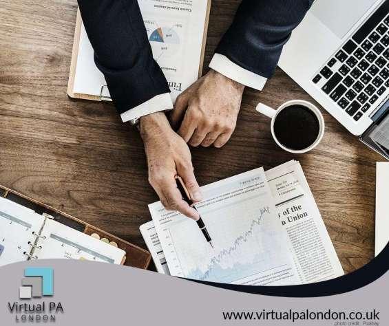 Experienced financial advisor in london | virtual pa london