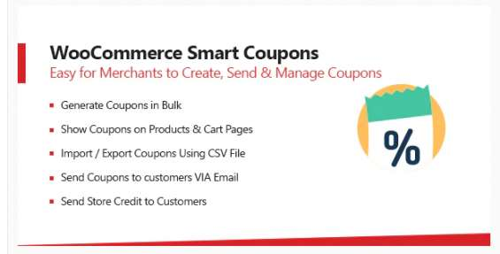 "Best ""woocommerce smart coupons"" plugin for your store"