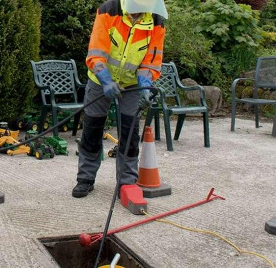 Blocked drain unblocking by j s drainage team in dewsbury