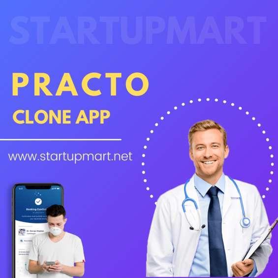 Practo clone app - a simplified healthcare solution