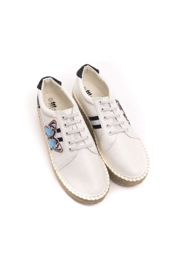 Greenhouse polo-white navy sneakers for sale