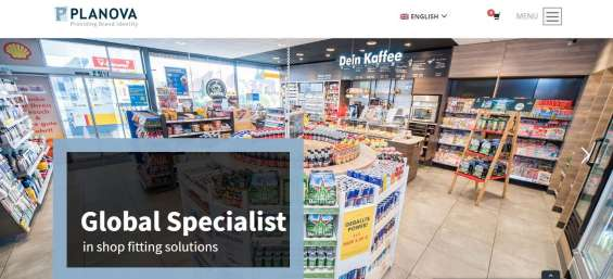 Shop fittings manufacturer & space planner