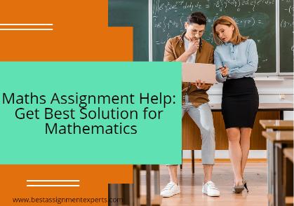 What is a mathematics assignment help?