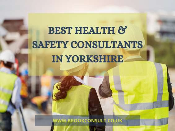 Best health & safety consultants in yorkshire