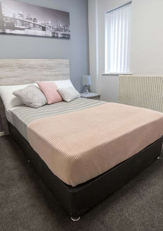 All facilities available in cheap ensuite rooms in huddersfield