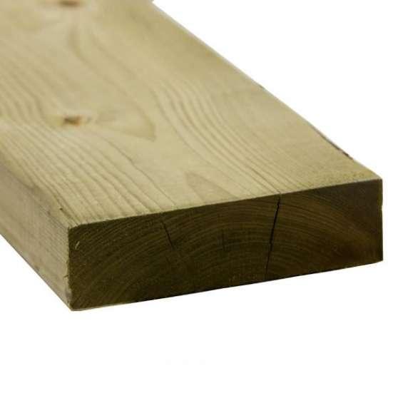 Buy c24 sawn treated timber 200 x 47 x 6000mm