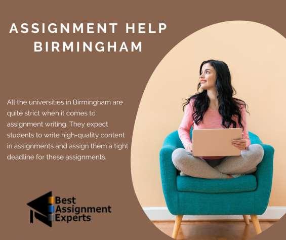 Assignment help birmingham uk