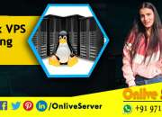 Get Linux VPS Hosting with secure Services