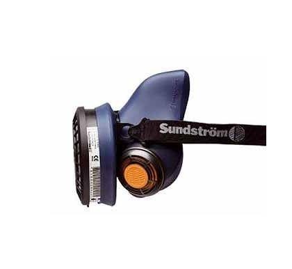 Sundstrom sr100 half mask & p3 filter