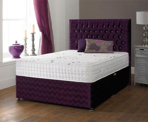 Pocket spring & sprung mattress | hotel contract beds