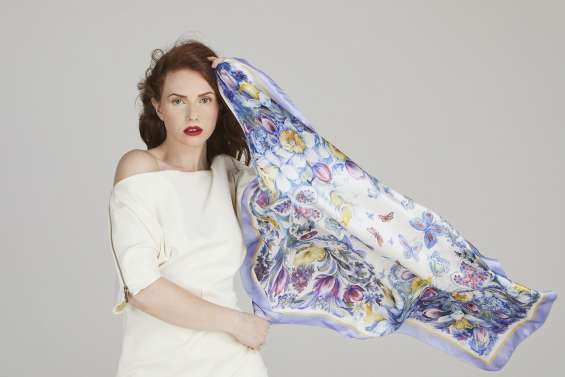 Best printed scarf online