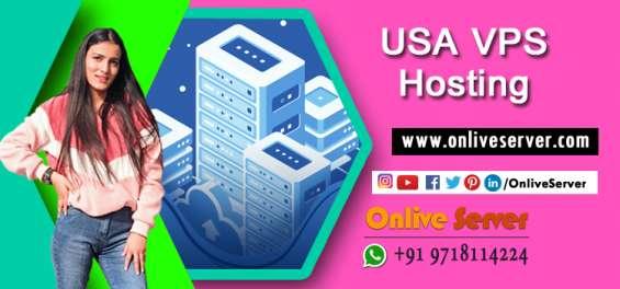 Full control on usa vps hosting - onlive server