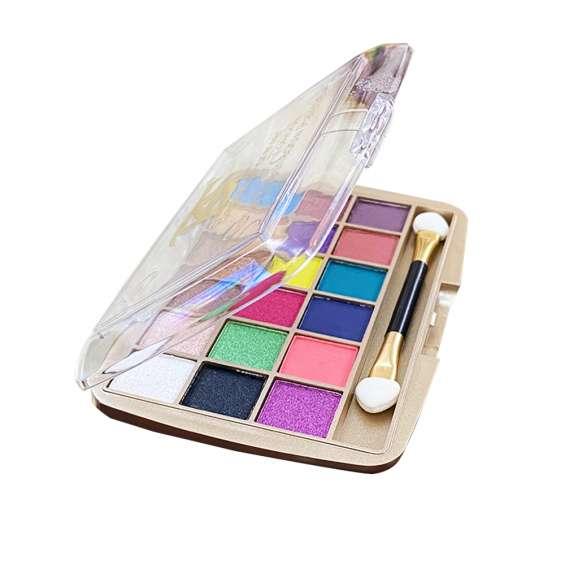 Bf cosmetics eyeshadow palette 18's shade- 02