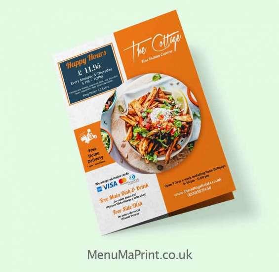 Half-fold leaflet printing fold leaflets & amp flyers in uk