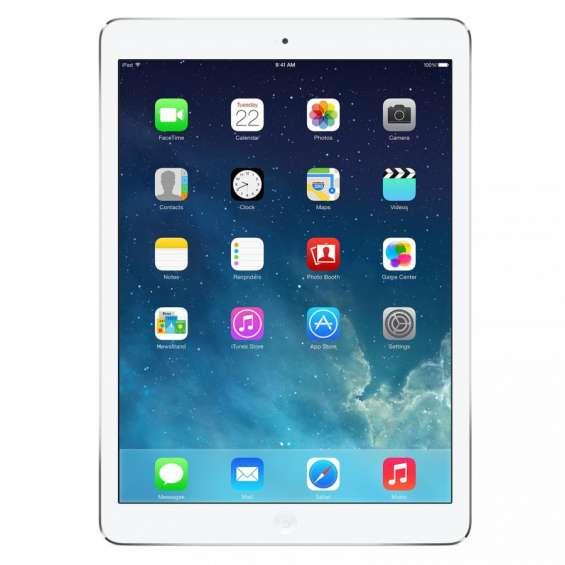 Buy refurbished apple ipad air 1, 128gb silver, m7 motion coprocessor