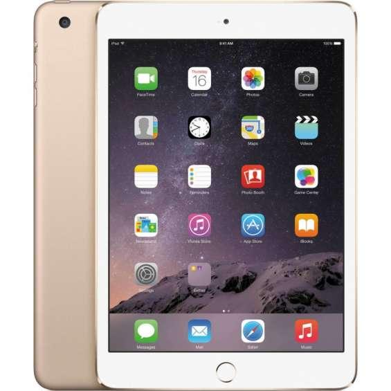 Get the best refurbished apple ipad mini 3 64gb gold, wifi c