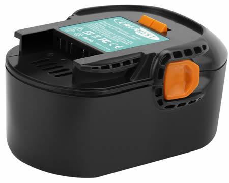 Power tool battery for aeg b1430r