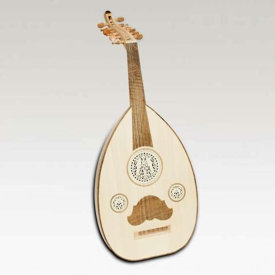 Heartland arabic oud 12 strings lacewood