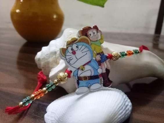 Online rakhi gifts for kids from myflowertree