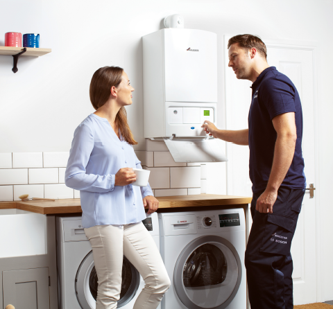 High quality central heating services by registered engineers