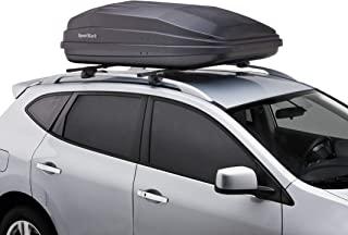 Soft car top carrier