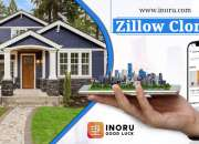Get Real-time solutions to ease Real estate business with the Zillow clone app.