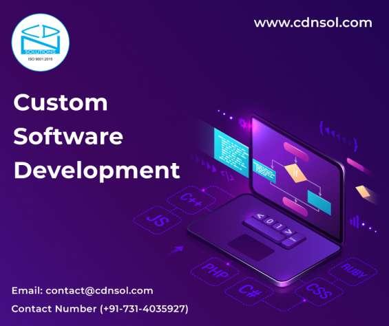 Hire enterprise software development company | cdn solutions