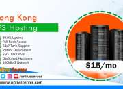 Choose Hong Kong VPS Server with Finest Features by Onlive Server