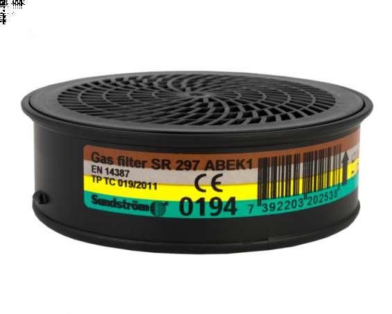 Shop sundstrom sr 297 abek1 filter from respirator shop