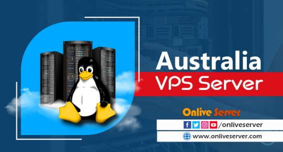 Convert your business with australia vps hosting by onlive server