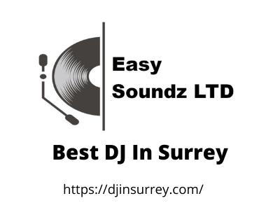 Entertaining dj in surrey - easy soundz ltd
