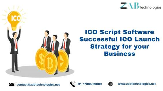 Ico script software successful ico launch strategy for your busines