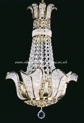 Classical chandeliers offers stunning crystal chandeliers