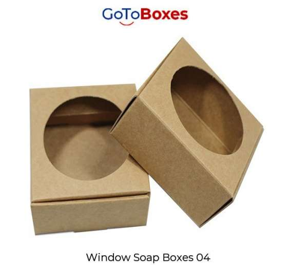Get a flat 30% discount on soap packaging boxes