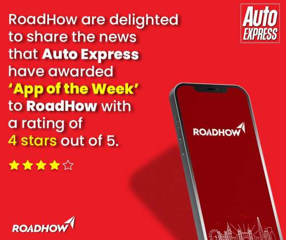 Auto express app of the week!