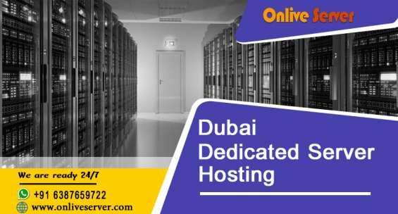 Dubai dedicated server hosting,