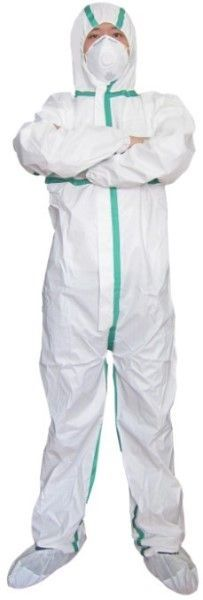 Shop cat 3 type 5/6 asbestos hooded coveralls - sms-metec from protective masks direct