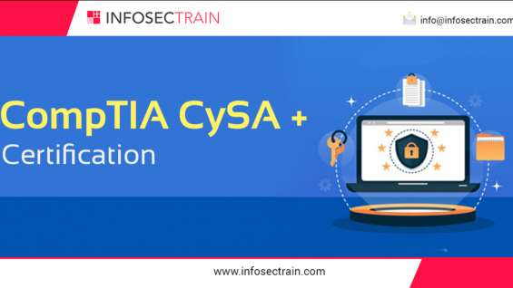 Comptia cysa+ certification training online