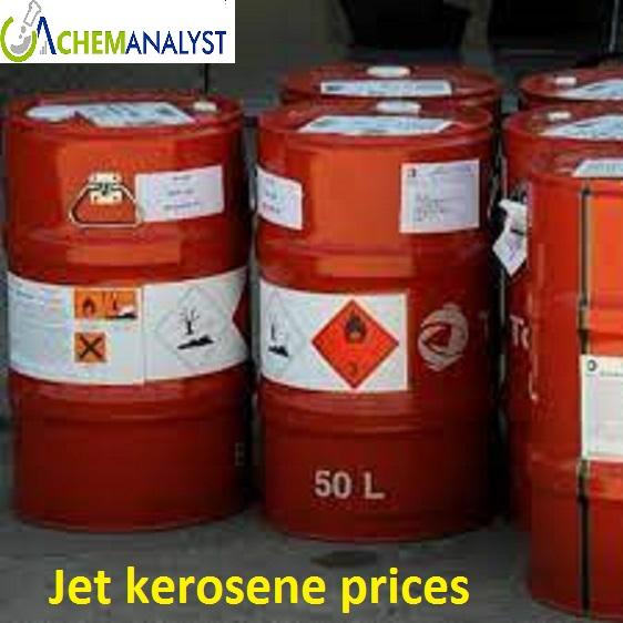 Jet kerosene pricing