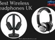 Buy New Wireless Headphones in the UK