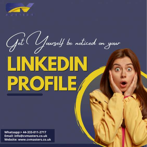 Professional linkedin profile writers are here to help!