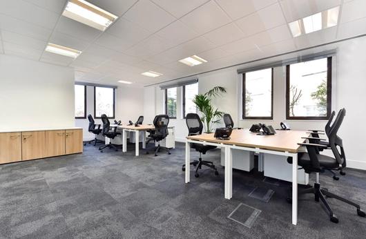 Desk space richmond in london