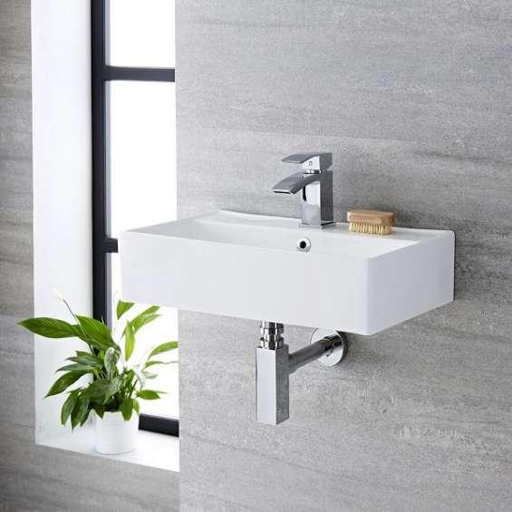 Buy wall hung basins online at bene bathrooms online store, essex uk!