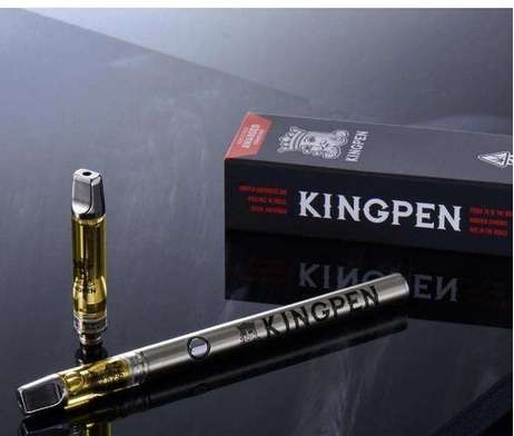 Full gram kingpens and other carts