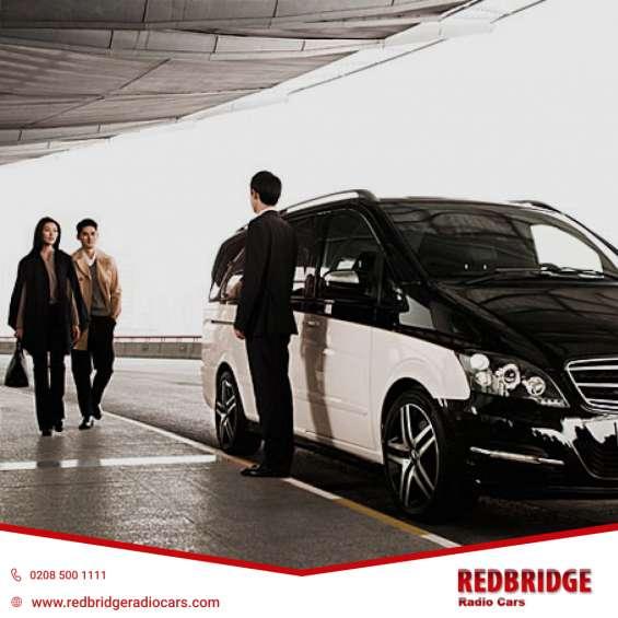 London's 24 hour taxi services - redbridge radio cars
